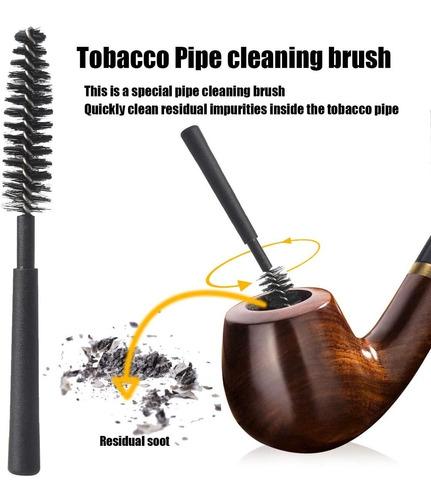 scotte espatula limpiadora de pipa para fumar tabaco 3 en 1