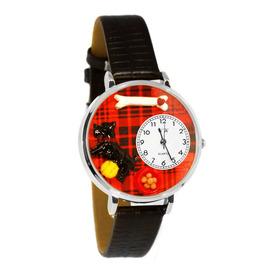 Scottie Reloj De Plata (grande)