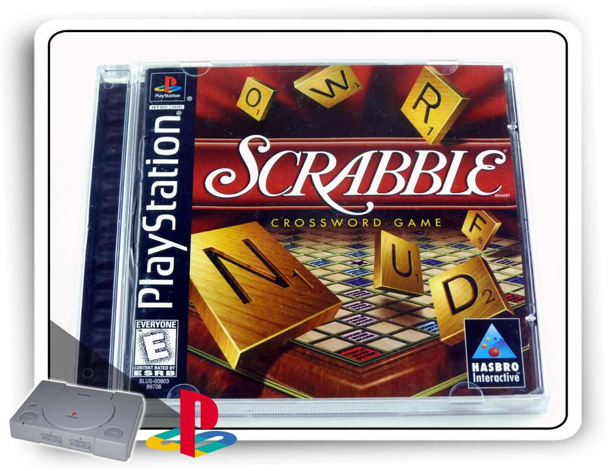 Scrabble Original Playstation 1 Ps1