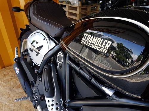 scrambler café racer 2018 0km ducati rosario