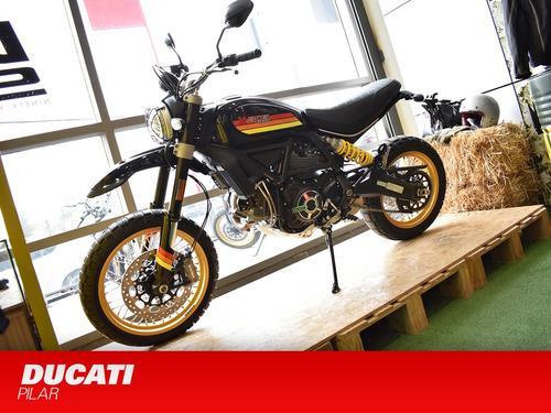scrambler motos ducati