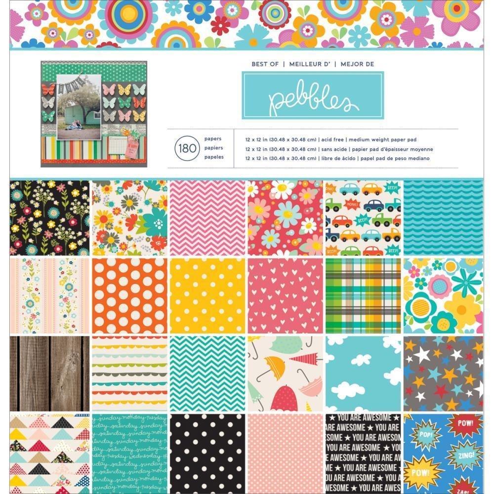 Scrapbook 180 hojas papel decorado tarjetas mejor del a o for Imagenes de papel decorado