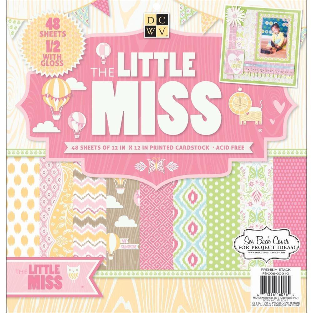 45e4bdf9e scrapbook block papel decorado niña baby shower bebe tarjeta. Cargando zoom.