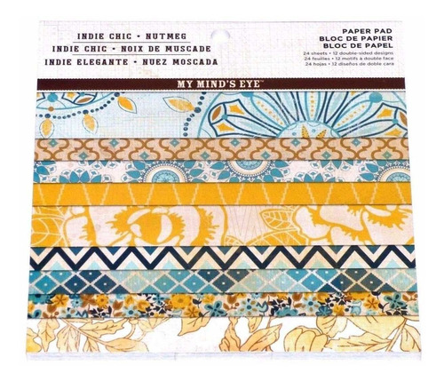 scrapbook cardstock  the mediterranean stack  cricut papel