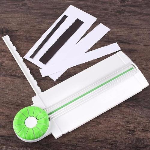 scrapbook cortadora 12 cortes papel talonario guillotina new