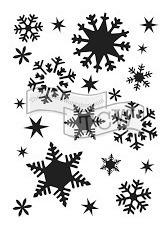 Plantillas Estrellas Para Decorar.Scrapbook Plantilla Estencil Papel Decorar Estrellas Tarjeta