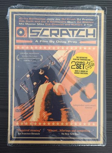 scratch dvd duplo dj shadow, dj krush, cut chemist