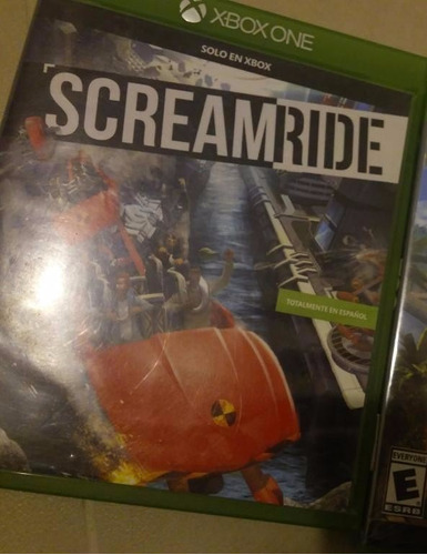 scream ride (screamride) - xbox one