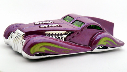 screamliner morado de hot wheels 204 de 250