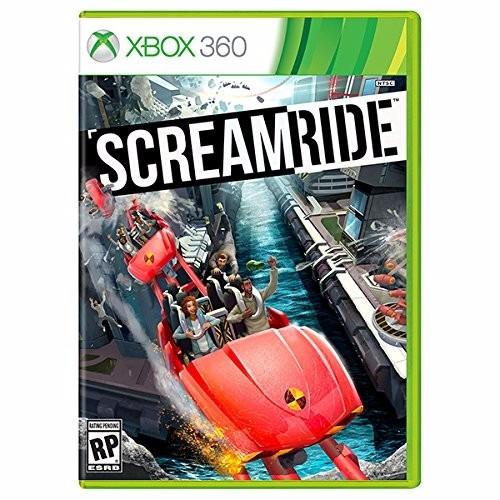 screamride nuevo sellado xbox 360