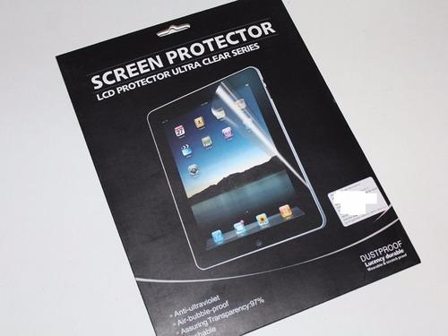 screen guard - mica protector antiglare o mate para ipad 9.7