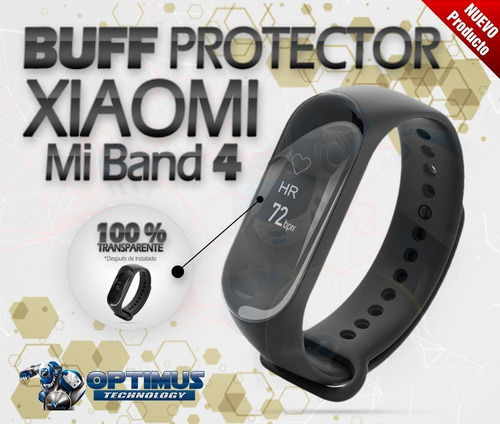 screen protector amarillo xiaomi mi band 4 bit x2 und