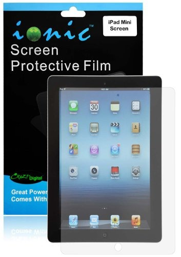 screen protector film iónica clear (invisible) para nueva a