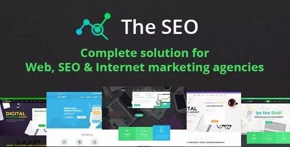 Script Agência De Marketing Digital Tema Wordpress - R$ 14,97 em ...