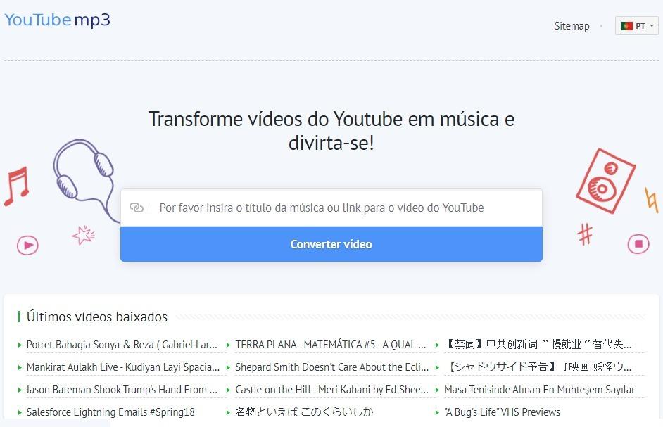 baixar musicas do youtube com link