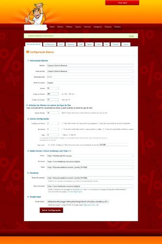 script compras coletivas premium brinde contrato + proposta