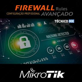 Script Firewall Mikrotik Proteção Port Scanner Brute Force