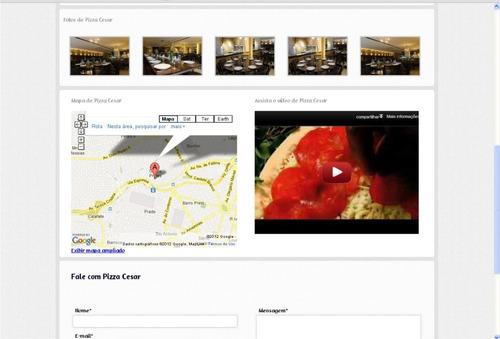 script guia comercial 2013/2014 v3 php com mapa