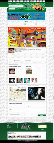 script guia comercial 2013/2014 - v7 php - ninguem tem