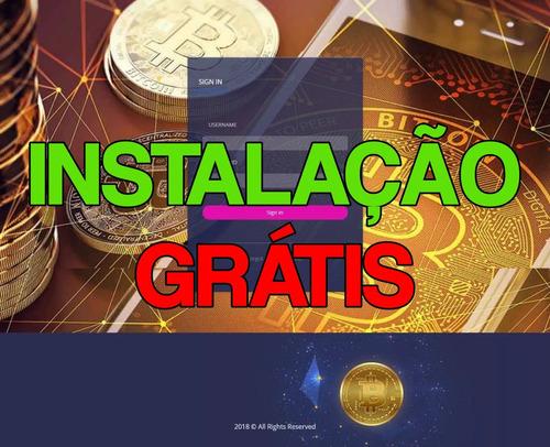 script investimento php 2018 bitcoin com sistema binário mlm