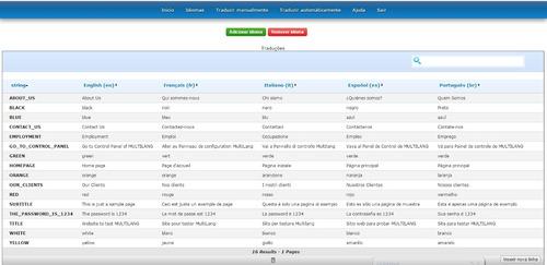 script multilingue php