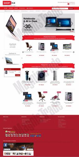 script php loja virtual 2.0 pagseguro depósito e correios