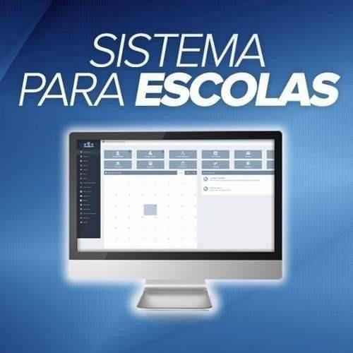 script php sistema de gestão escolar-escola faculdade+instal