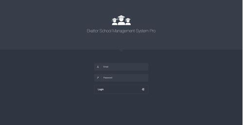 script php - sistema para escolas e educação completo 2018