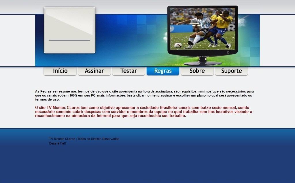 Script Php Tv Online Paga Para Assinantes Com Login