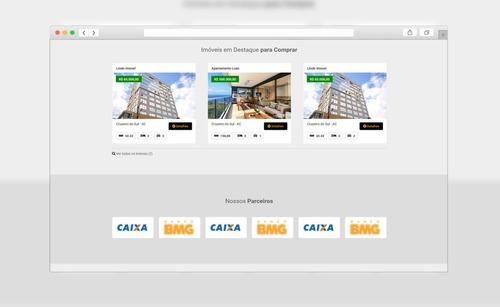 script site para imobiliárias e corretores em php.