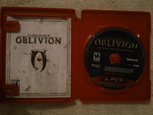 scrolls oblivion ps3 the elder