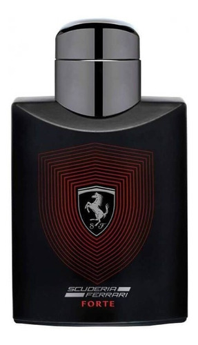 scuderia ferrari forte edp 75ml - perfume masculino