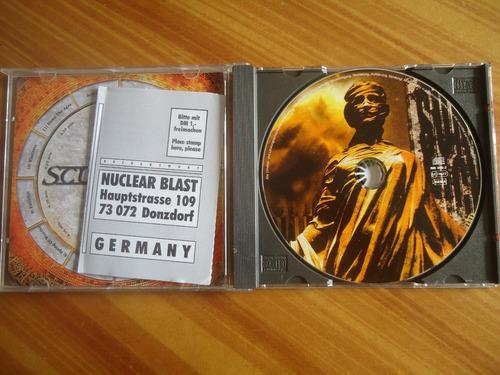 sculpture by sculpture (cd, jan-1999, nuclear blast)