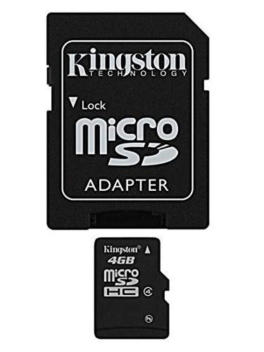 sd kingston 4 gb