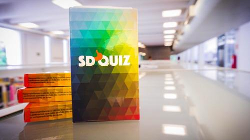 sd quiz - jogo didático sobre sistema digestório
