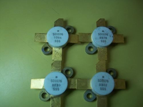 sd1076 transistor rf de potencia