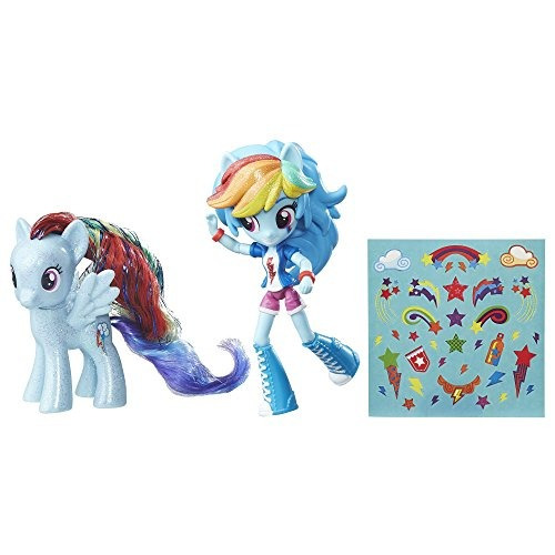 sdcc 2016 exclusivo rainbow dash my little pony elementos la