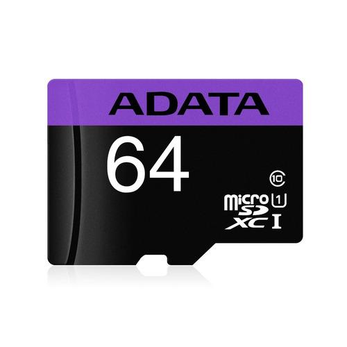 sdhc adata 64gb memoria micro