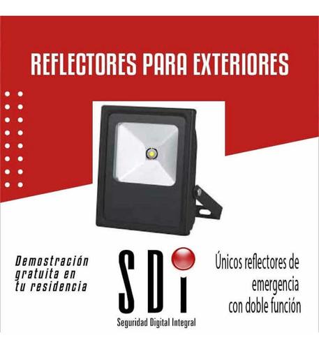 sdi expertos en re-potenciar tus lámparas de emergencia