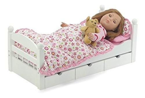 se adapta a 18    american girl dolls