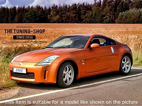 se adapta a nissan 350z 2002-2008 shift & e brake boot brake