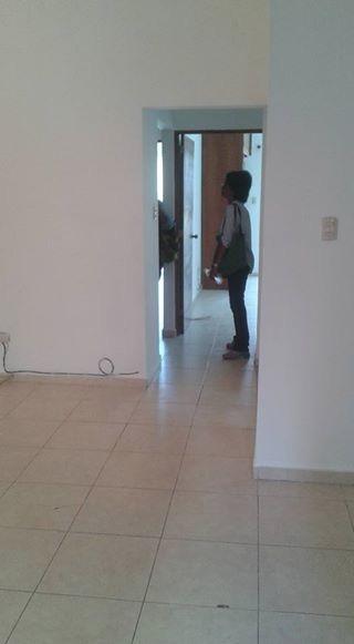 se alquila apartamento de 2 hbs, en zona colonial, sto, dgo.