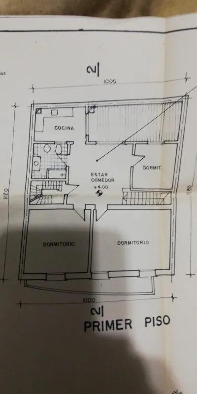 se alquila apartamento en zona de cordón
