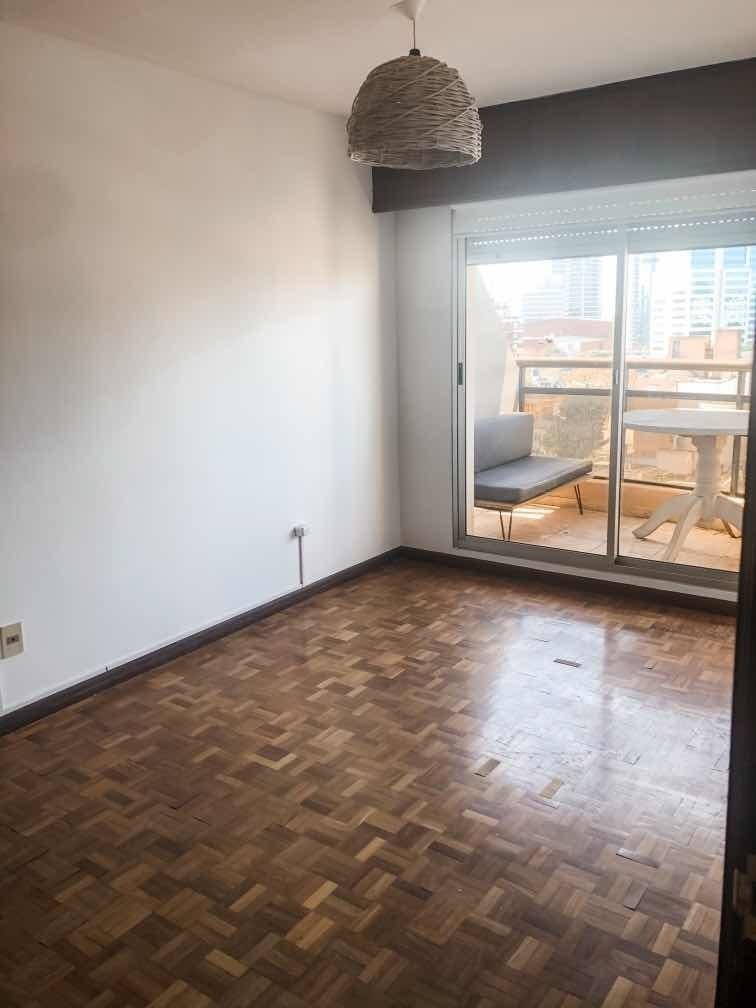 se alquila apartamento en zona de pocitos nuevo