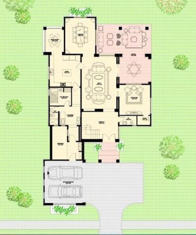 se alquila casa en clayton cl164668