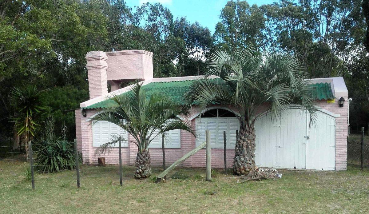 se alquila casa y cabañas en la esmeralda. rocha. uruguay.