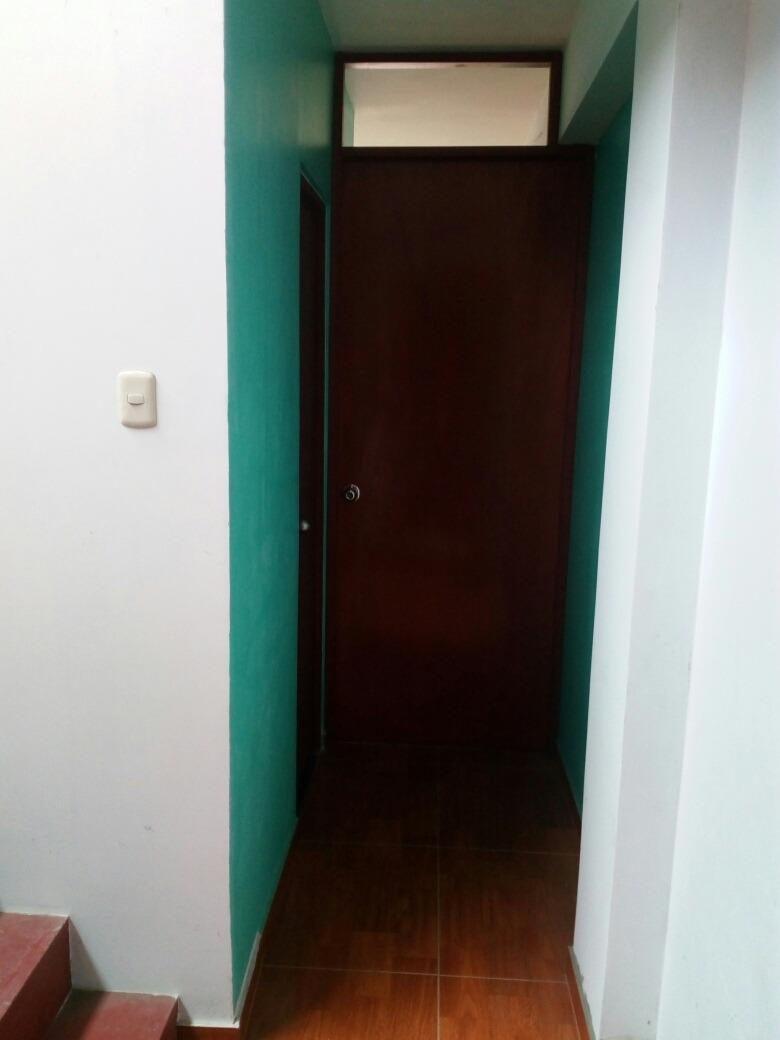 se alquila cuartos +  baño compartido  en villa el salvador