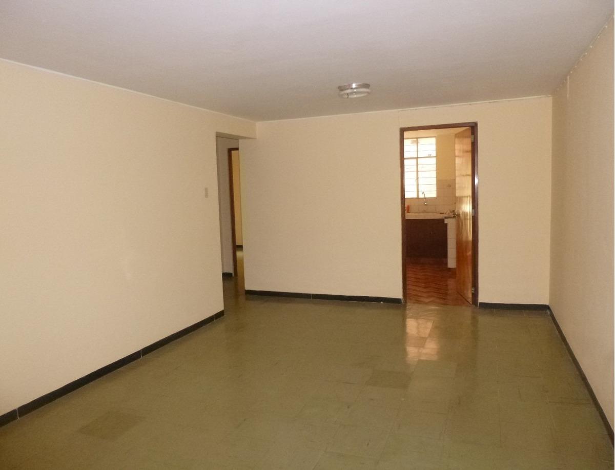 se alquila departamento 3er piso  en los los olivos