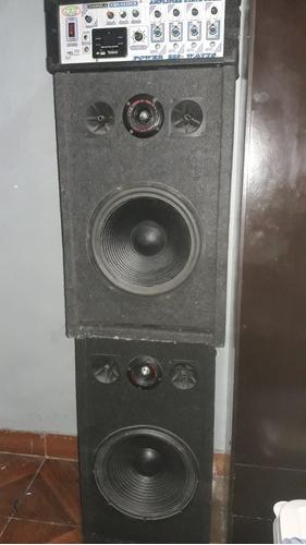 se alquila equipo de sonido