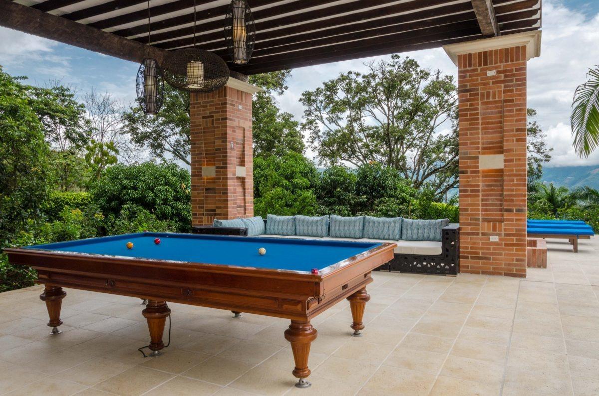 se alquila finca vistas encantadoras piscina y bbq privada